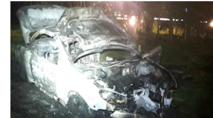 O româncă e eroină în Italia. A urcat în maşina ei un bărbat care ardea şi l-a dus la spital. Victima suferise o dezamăgire sentimentală și de aceea ar fi încercat să-și dea foc. 1