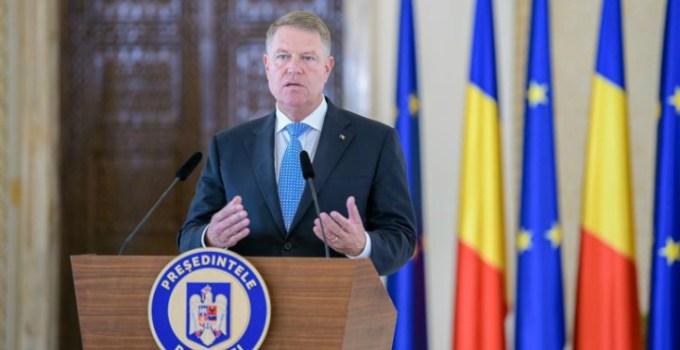 Klaus Iohannis explică de ce în China se poate face un spital în 6 zile iar în România nu 3