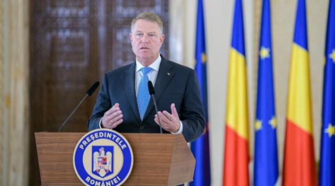 Klaus Iohannis explică de ce în China se poate face un spital în 6 zile iar în România nu 1