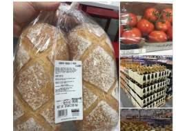"""(Foto) Un român in SUA: """"Multă lume m-a întrebat cât de scumpă e America! Am încercat să acopăr prin fotografii mai mult decât o pâine... aveți carne, băuturi, iaurturi, caracatițe, brânzeturi, dulciuri, pește, avocado, roșii... (6 avocado -7$)"""" 28"""