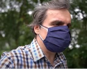 """Fizicianul Cristian Presura amenințat după videoul cu masca: """"Suficient sa imi faca iar sufletul amar"""" 6"""