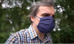 """Fizicianul Cristian Presura amenințat după videoul cu masca: """"Suficient sa imi faca iar sufletul amar"""" 66"""
