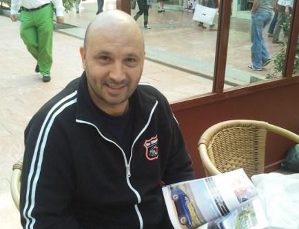 Filipescu in 2016. [Source: libertatea.ro]