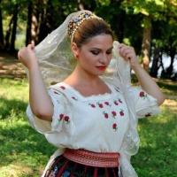 Romanian folk traditional clothing Part 2