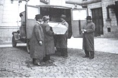 1930's Bucharest Romania Forensic Institute Professor Mina Minovici