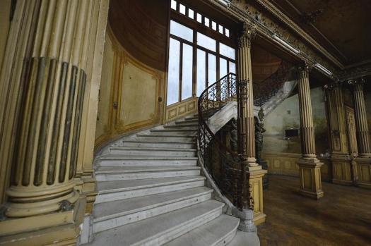 Casa Macca Bucuresti Institutul de Arheologie Vasile Pârvan Bucharest Romania architecture