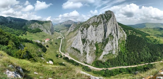 Cheile Aiudului romania carpathians mountains eastern europe