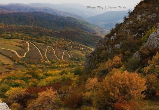 cheile rametului romania carpathians gorges