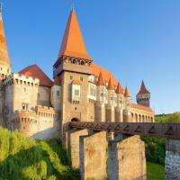 Hunyad castle, Hunedoara