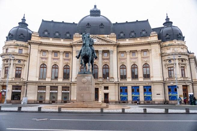Palatul Bibliotecii Centrale Universitare (București)