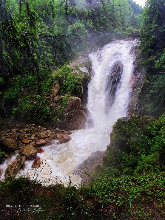 Cascada Lolaia (jud. Hunedoara)