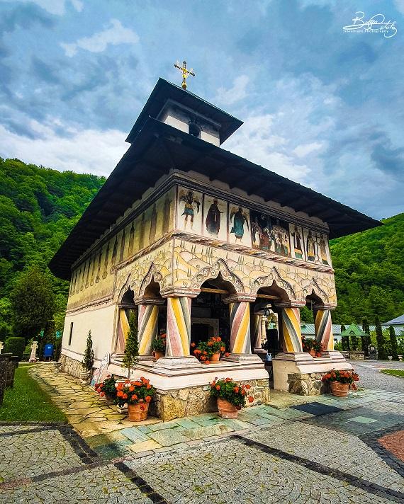 Mănăstirea Lainici (jud. Gorj) - Biserica Veche