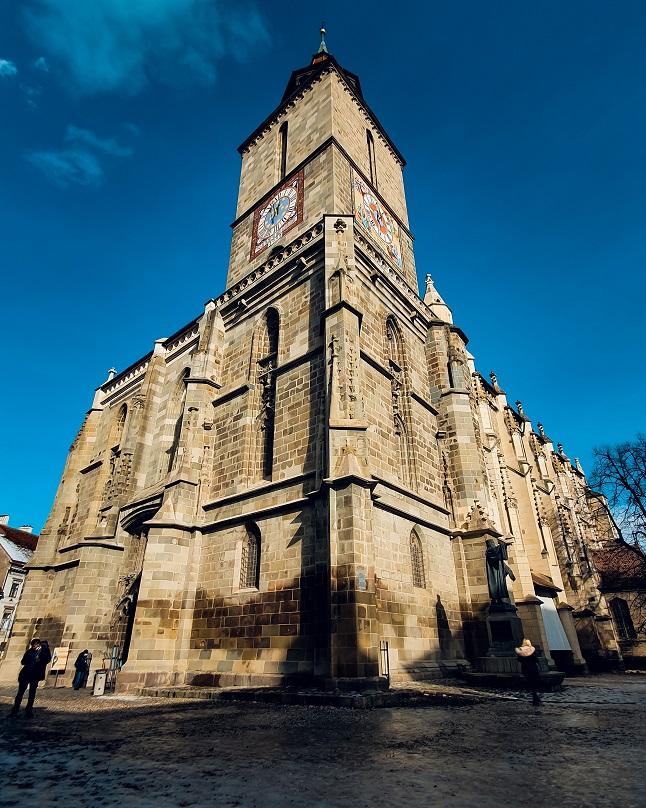 Biserica Neagră (în germană Die Schwarze Kirche) (Brașov)