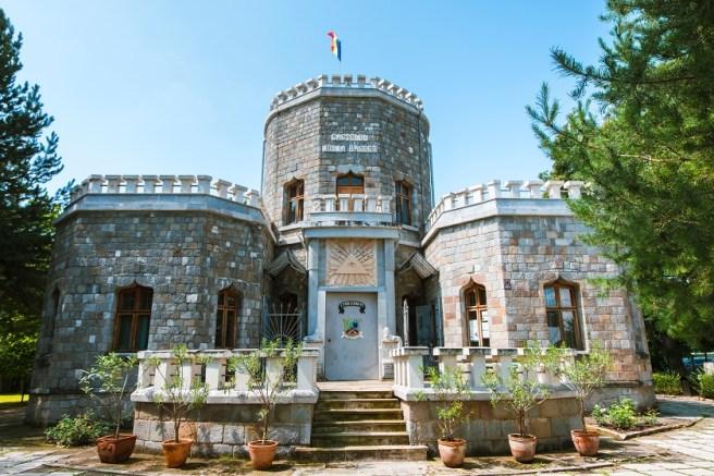 "Castelul ""Iulia Hasdeu"" (Câmpina, jud. Prahova)"