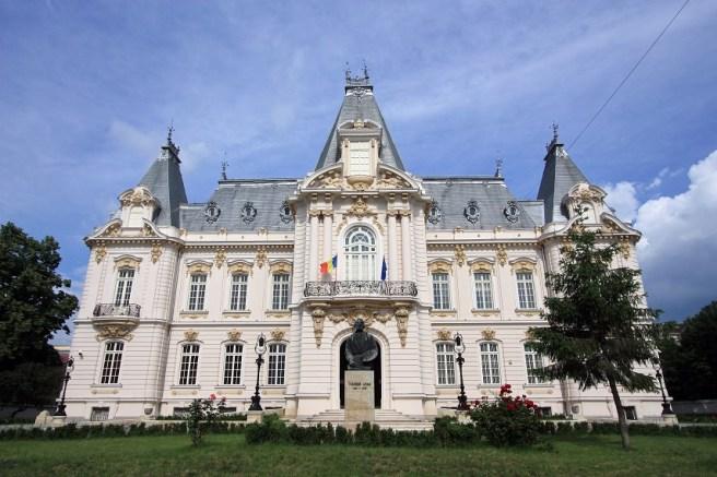 Muzeul de Artă Craiova (Palatul Jean Mihail)