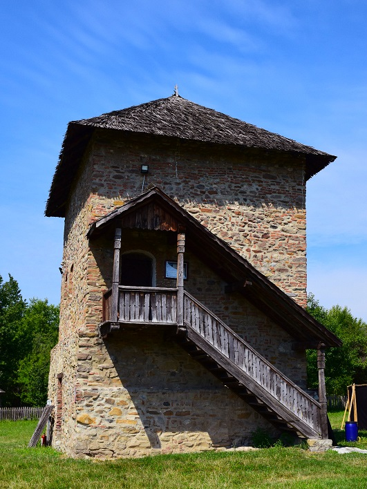 Cula Bujorenilor (Muzeul Satului Vâlcean, com. Bujoreni, jud. Vâlcea)