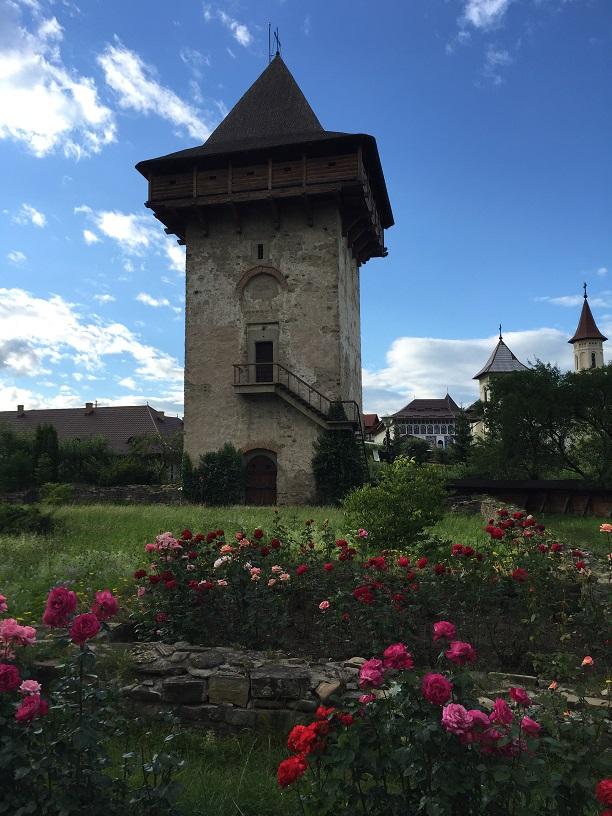 Turnul clopotniță (Mănăstirea Humor, jud. Suceava)