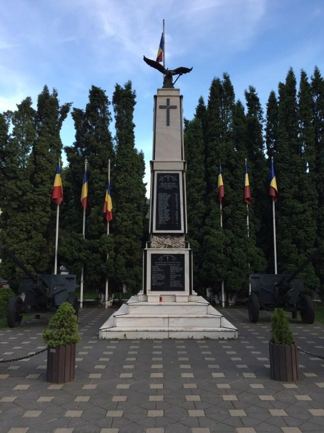 Monumentul Eroilor (Vatra Dornei, jud. Suceava)