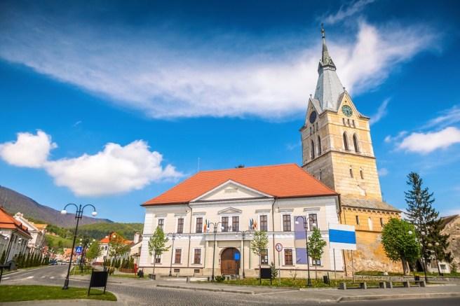 Biserica fortificată (Codlea, jud. Brașov)