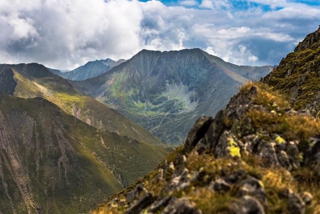 Vârful Moldoveanu (Munții Făgărașului, Carpații Meridionali)