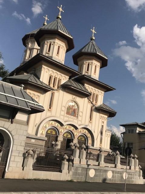 """Biserica """"Buna Vestire""""–Belu (Bucureşti)"""