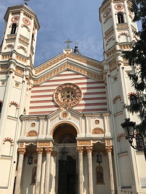 """Catedrala """"Sfântul Spiridon""""-Nou (Bucureşti)"""