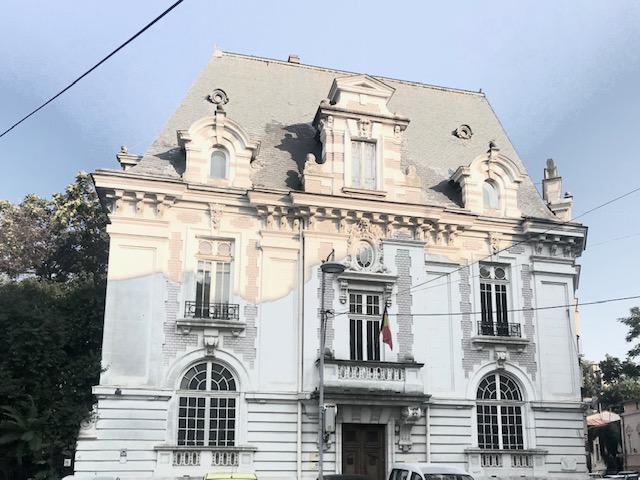 """Casa """"Henri Coandă"""" (Bucureşti)"""