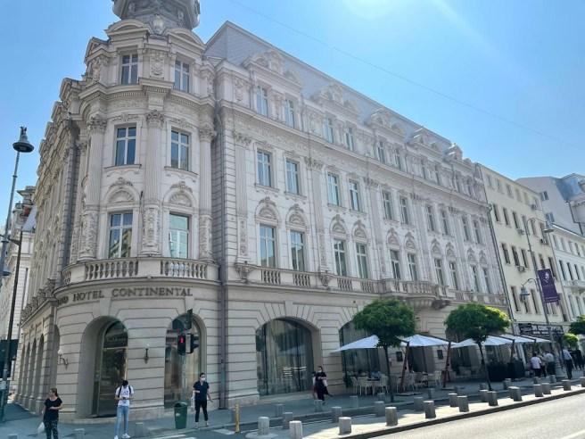 Hotel Continental (București)