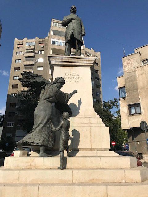 Monumentul lui Lascăr Catargiu (București)
