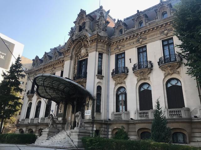 """Muzeul Național """"George Enescu"""" (București)"""