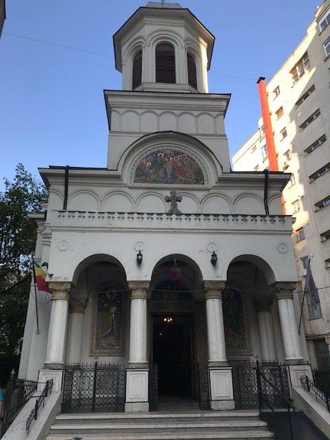 """Biserica cu hramul """"Tăierea Capului Sfântului Ioan Botezătorul"""" (""""Sfântul Ioan""""-Nou sau """"Sfântul Ioan""""-Piaţă) (București)"""