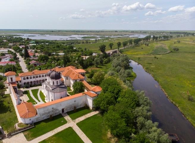Mănăstirea Comana (comuna Comana, jud. Giurgiu)