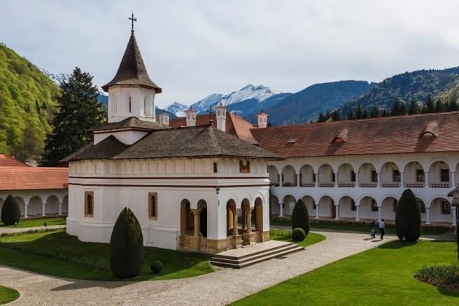 Mănăstirea Brâncoveanu (jud. Braşov)
