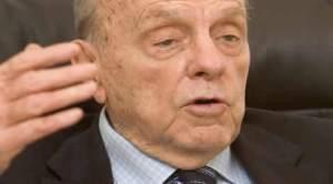 A murit Manuel Fraga, fondatorul Partidului Popular
