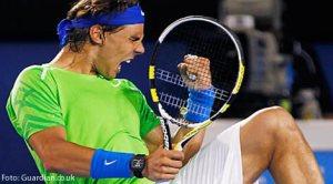 Australian Open 2012: Rafa Nadal l-a eliminat pe Roger Federer şi s-a calificat în finală