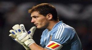 Iker Casillas, cel mai bun portar al anului 2011