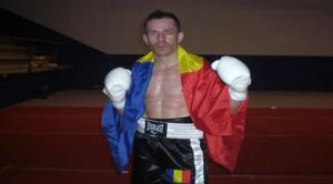 Emil Pavel Pop obţine o victorie prin KO în meciul de pregătire pentru titlul intercontinental