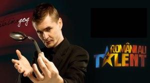 Cristian Gog a câştigat marea finală de la Românii au Talent