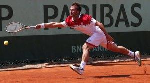 Roland Garros: Adrian Ungur l-a eliminat pe David Nalbandian