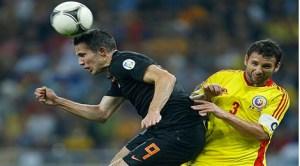 Preliminarii CM 2014: România se dezumflă. România-Olanda 1-4