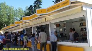 România, prezentă pentru al doilea an consecutiv la Târgul de carte din Retiro