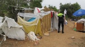 Tarragona: O tabără de romi din Vendrell a fost evacuată 1