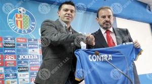 Cosmin Contra este noul antrenor al lui Getafe