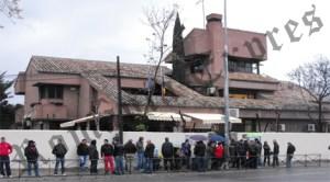 Vechiul sediu al Consulatului de la Madrid