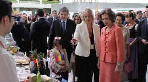 Madrid: România prezentă la Bazarul Diplomatic 2014, târg organizat de regina Sofia a Spaniei