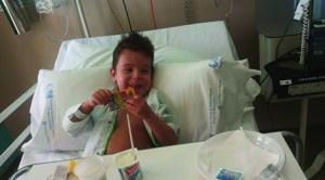 O noua şansă pentru Edi Nanu, băieţelul diagnosticat cu insuficienţă renală