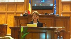 Deputatul Maria Grecea a făcut o declaraţie de solidaritate cu Aurelian Mihai, aflat în cea de-a opta zi de greva foamei
