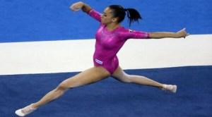 Gimnastică: Larisa Iordache a obţinut două medalii de argint la Campionatele Mondiale din China