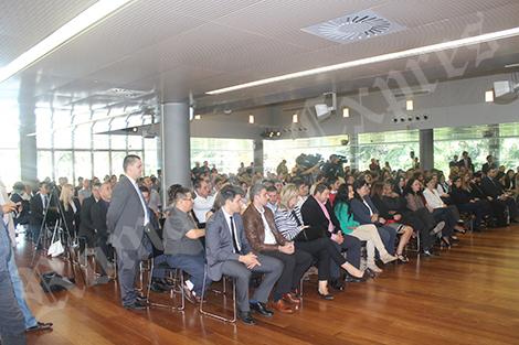 Peste 300 de persoane au asistat la întâlnirea cu Victor Ponta la Madrid