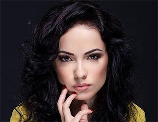 Bianca Fanu, reprezentanta României